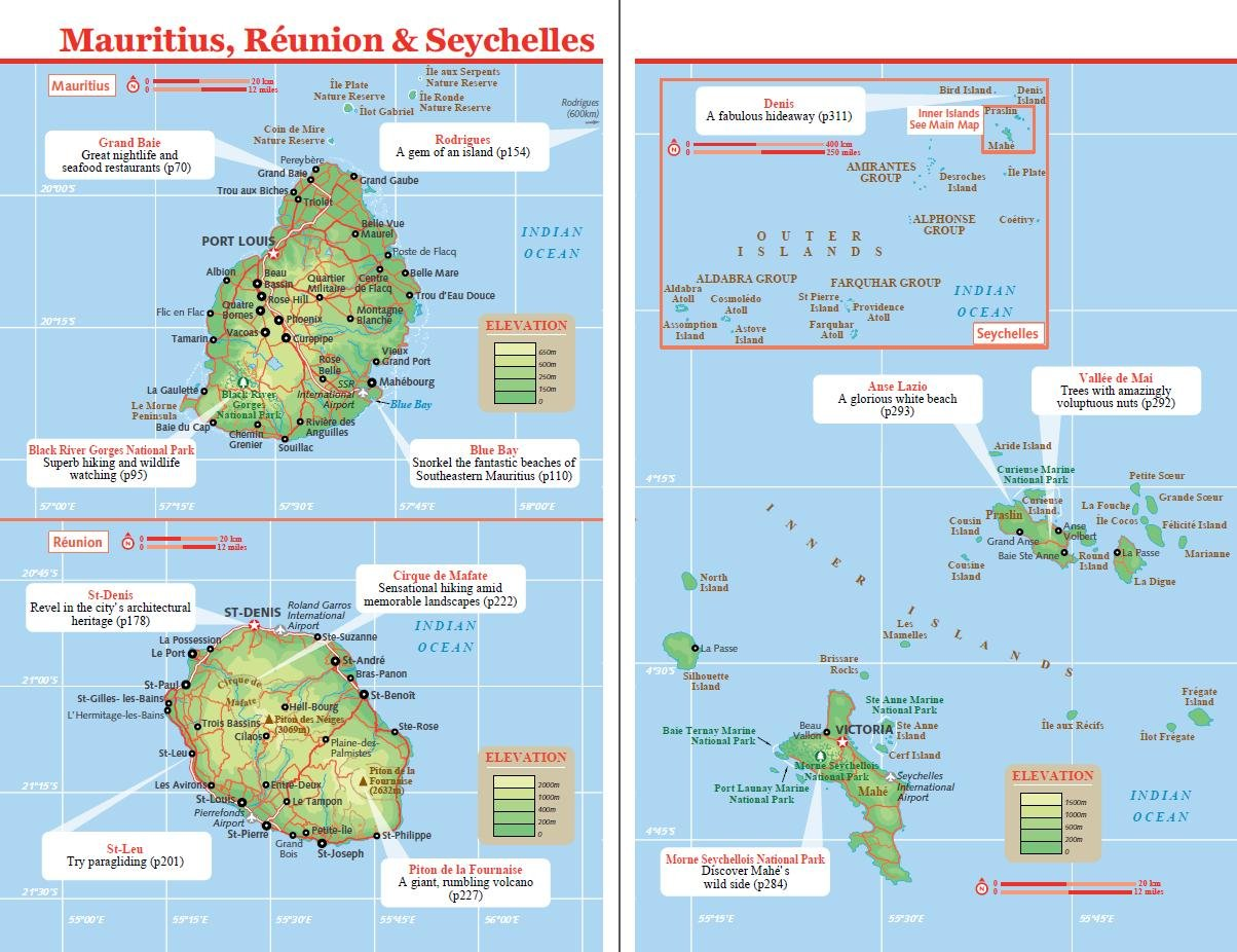Mauritius Lonely Planet Pdf