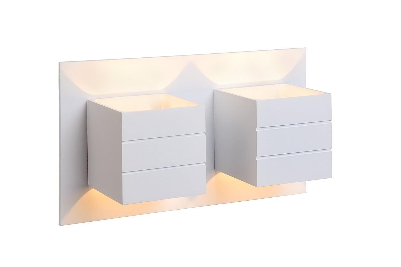 Lucide BOK - Wandleuchte - G9 - Weiß