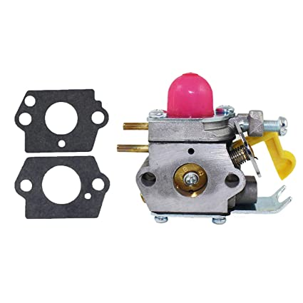 Pro Chaser 142a-25h 530071822 Carburetor for Craftsman Weedwacker 17''/25cc  fits Weed Eater Featherlite SST25C TE475 TE475Y String Trimmer Poulan Pro