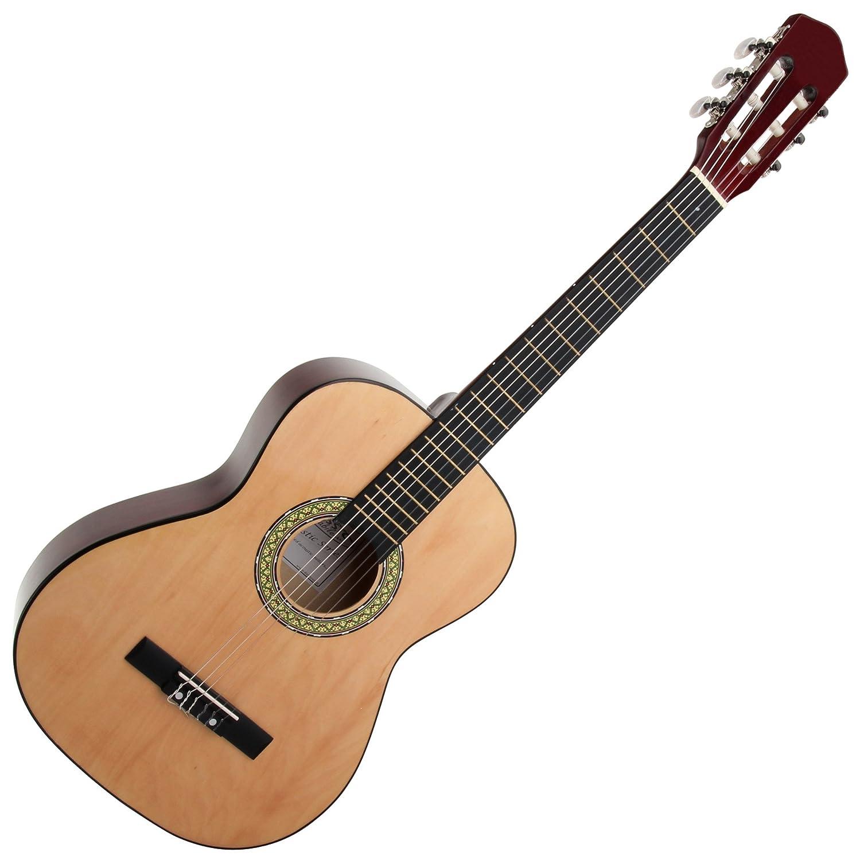Classic Cantabile Acoustic Series AS-851 3//4 Guitarra cl/ásica
