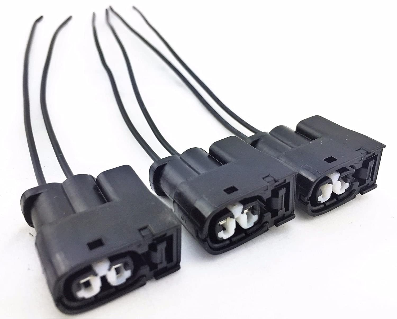 amazon com: lexus gs300 is300 ignition coil wire connectors clips 1jz-gte  2jz-gte vvti vvt-i: automotive