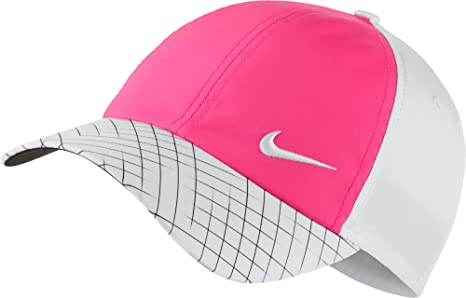 81e20a09889 amazon pink and white nike hat ac231 70960