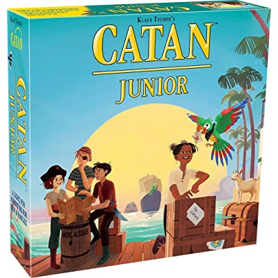 Catan Junior: Toys & Games