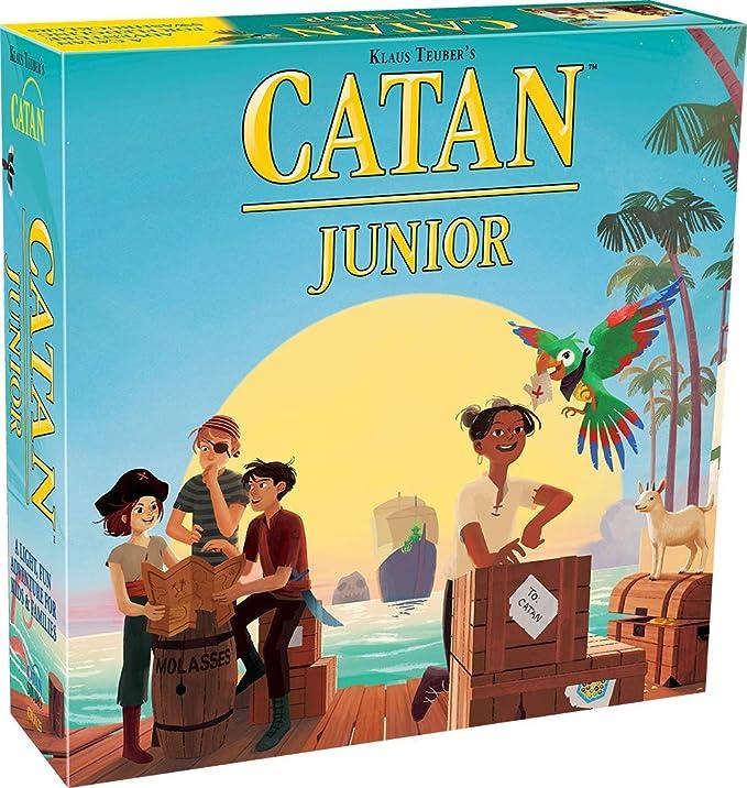Amazon.com: Catan: Junior: Toys & Games