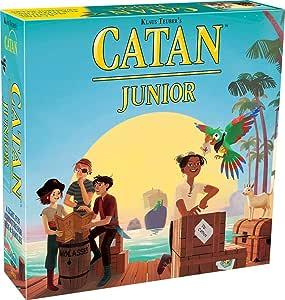 Settlers of Catan Catan Junior Card Game