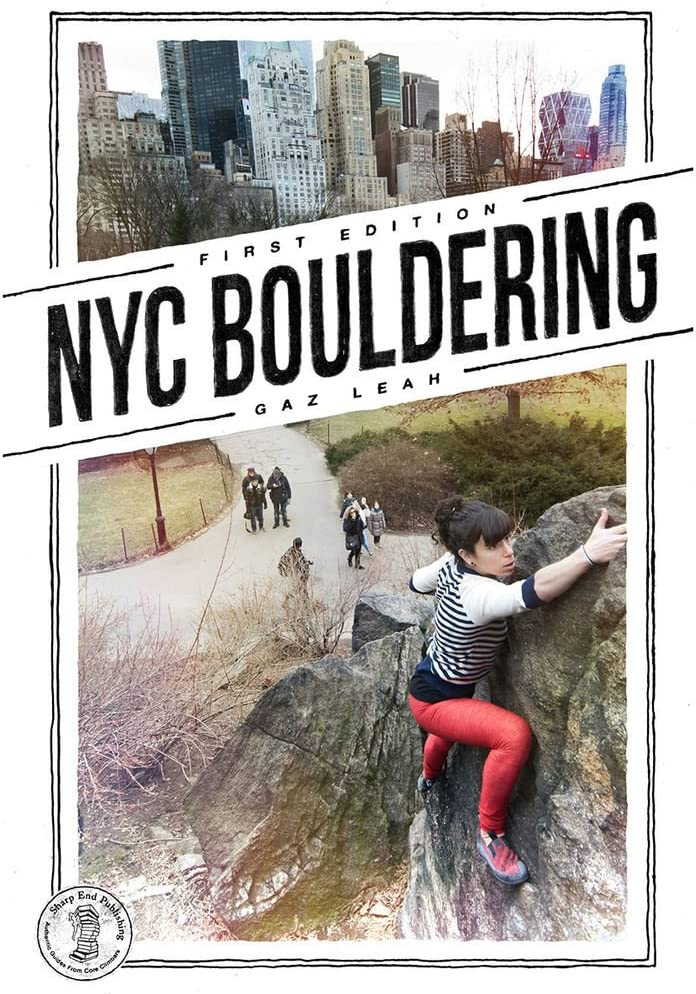 1892540894 SHARP END PUBLISHING New York City Bouldering Guide One Color One Size 71b-1vTbpGL