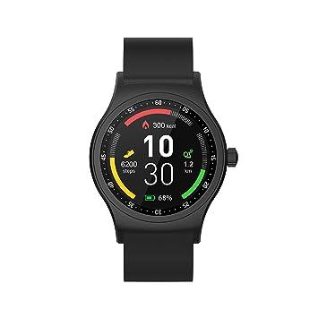 SPC Smartee Circle MAX Reloj Inteligente con Memoria RAM 64MB, ROM 128MB y Pantalla IPS: Amazon.es: Electrónica