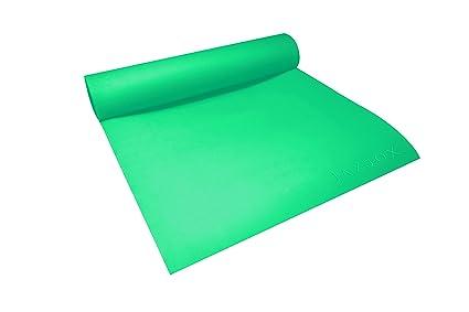 JAXJOX Unisex EVA Antideslizante Yoga Mat, Verde: Amazon.es ...