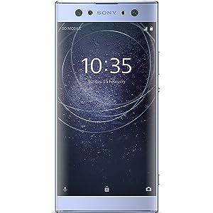 Amazon com: Sony Xperia XA2 Ultra Factory Unlocked Phone - 6