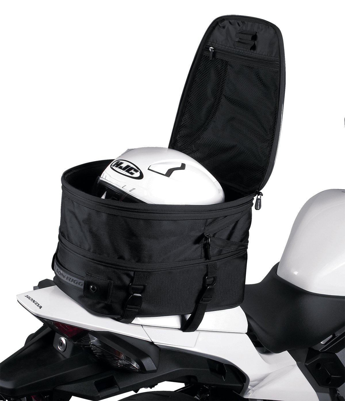 Nelson Rigg CL-1060-ST Sport Touring Motorcycle Tail/Seat Bag by Nelson-Rigg (Image #2)