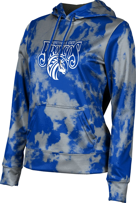 ProSphere Fayetteville State University Girls Pullover Hoodie Grunge School Spirit Sweatshirt