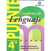 Puente lenguaje 4, educación primaria (paso de 4º a 5º curso) - 9788478873708