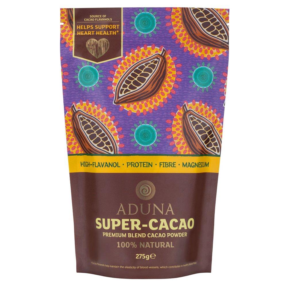 Aduna Super Cacao Premium Blend Cacao Powder 275g