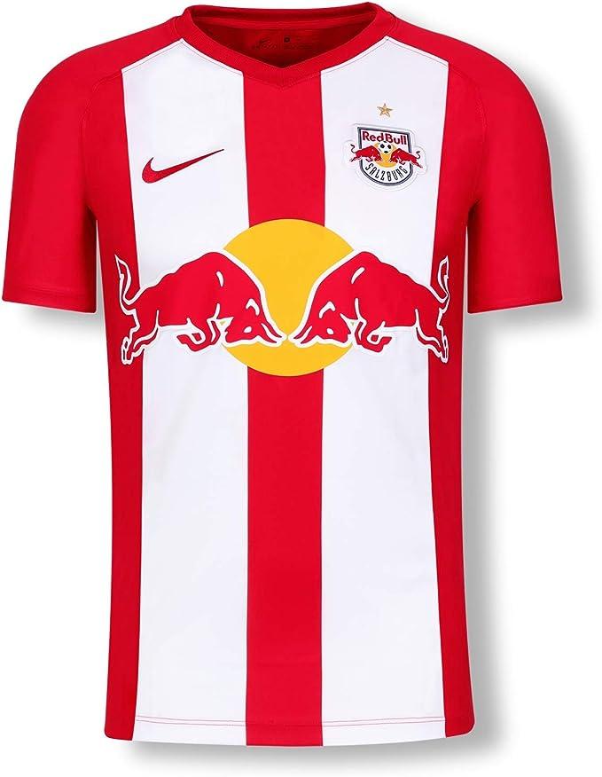 Red Bull Salzburg Home Camiseta 19/20, Rojo Niños Camiseta Manga Corta, FC Salzburg Original Ropa & Accesorios: Amazon.es: Ropa y accesorios