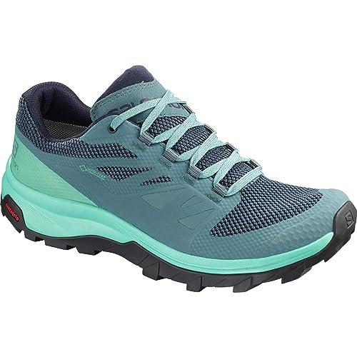 Salomon Outline GTX Hiking Shoes – Women s