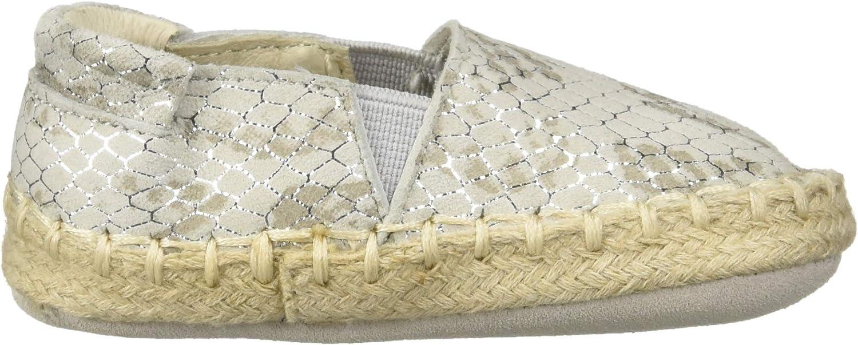 Robeez Baby Girls First Kicks Crib Shoe