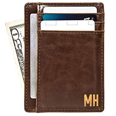 1690c33fc586e Swanky Badger Men s Slim Front Pocket Wallet