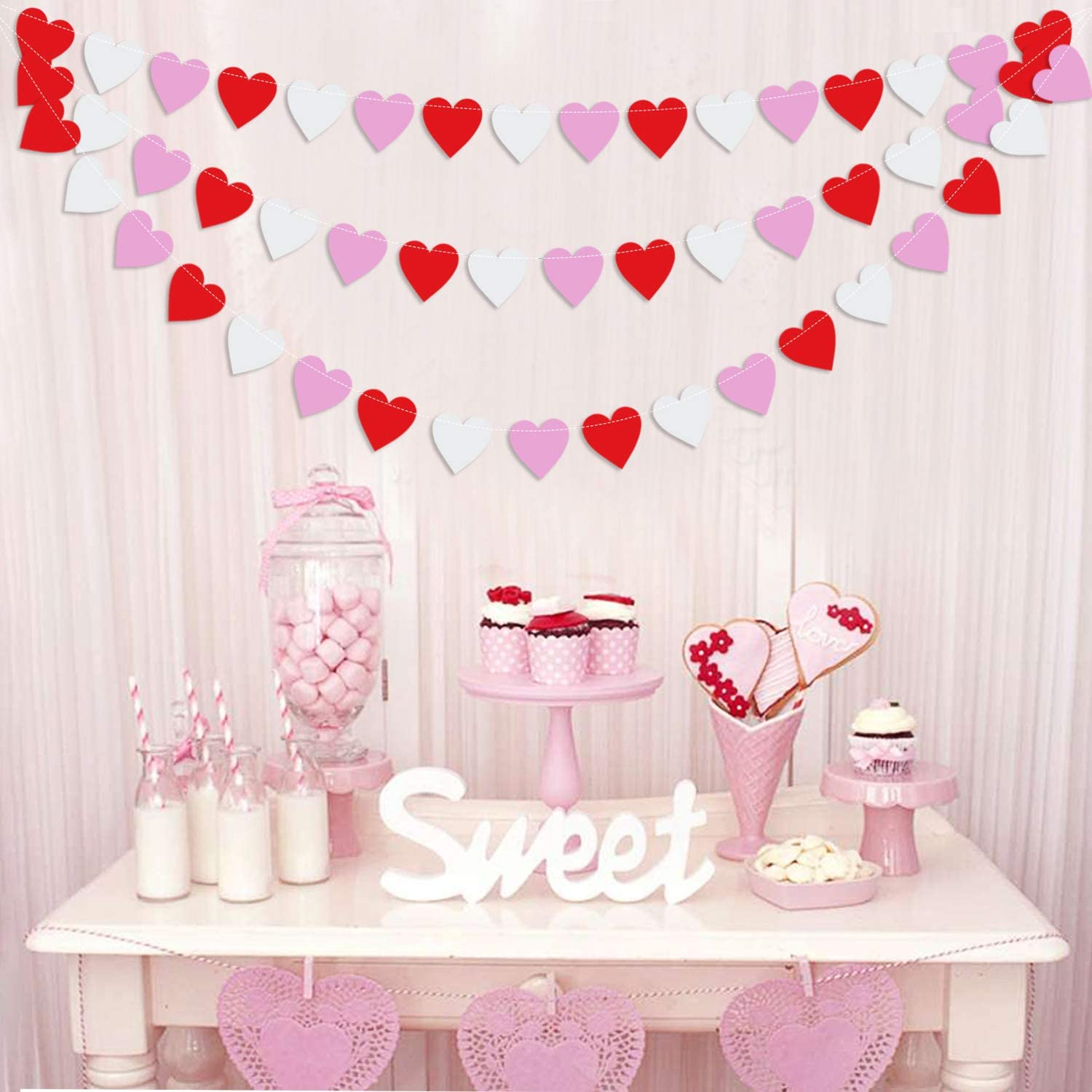 Valentine/'s Day Party Decorations