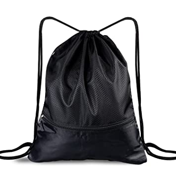 Amazon.com: Chnano Sack bag Sackpack Drawstring Gym Bag with ...