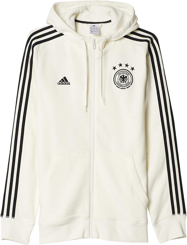 adidas Fußball Jacke Dfb 3s Hood Zip