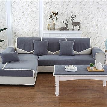 HM&DX Funda de sofá impermeable Para mascotas perro Sofá ...