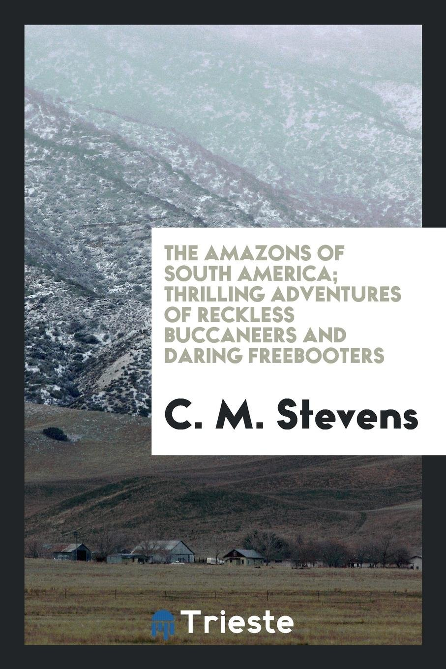 Read Online The Amazons of South America; Thrilling Adventures of Reckless Buccaneers and Daring Freebooters ebook