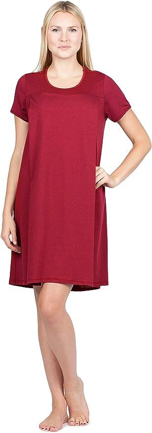 Savi Mom Nursing Nightgown USA Made Breastfeeding Pumping moms fav Lounge Dress Delivery Gown