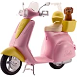 Barbie DVX56 - Scooter di Barbie