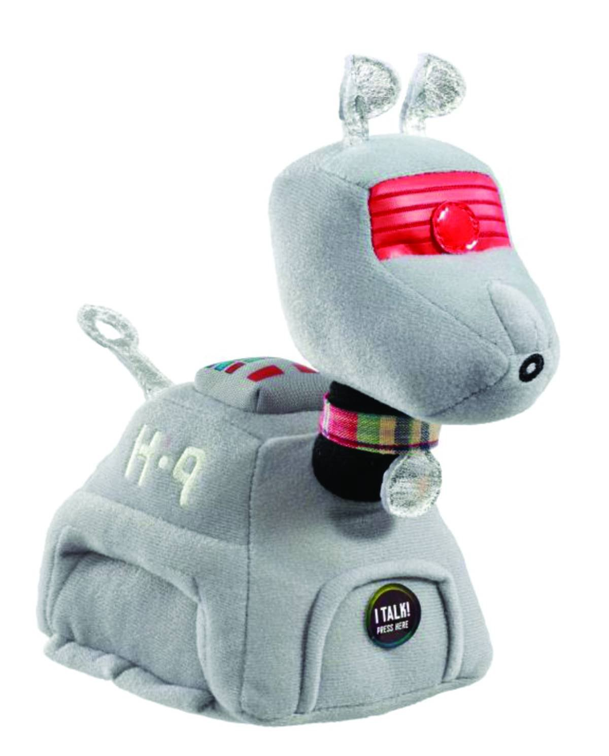 Underground Toys Doctor Who K-9 Medium Talking Plush by Underground Toys