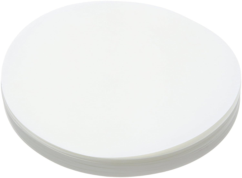 confezione da 100 1 Camlab 1171050 601 grado la carta da filtro multiuso misura media 108 mm di diametro filtrare velocit/à