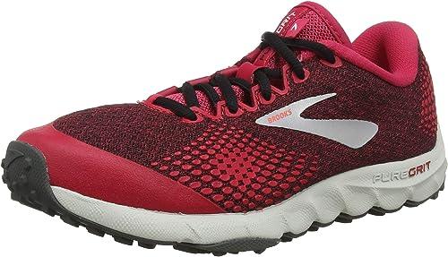 Brooks PureGrit 7, Zapatillas de Running para Mujer: Amazon.es ...
