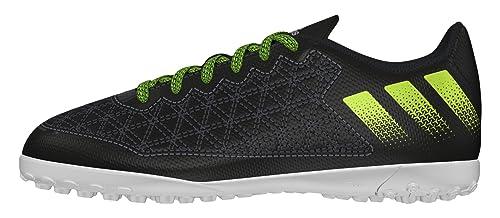competitive price 4d4c4 23d10 adidas Ace 16.3 Cage J, Botas de fútbol para Niños, Negro (Negbas