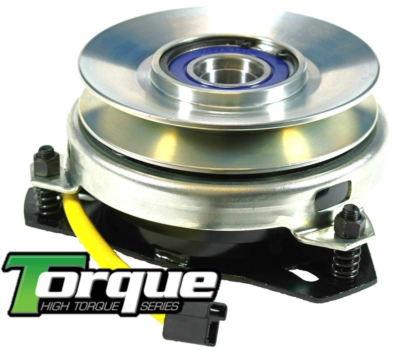 PTO - Embrague eléctrico para John Deere F510, F525 Mower Tractor AM125082, AM126710 Warner 5215-117: Amazon.es: Amazon.es
