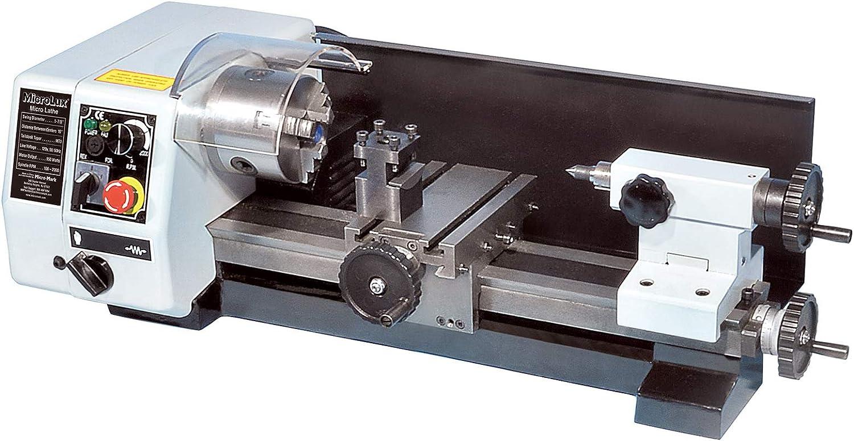 High–Precision Micro Lathe