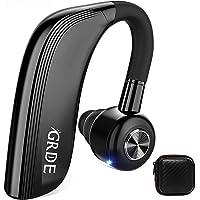 Auricular Bluetooth Inalámbrico, Auriculares Manos Libres 25H Conversación con Micrófono HD Cancelación de Ruido, Pueden…