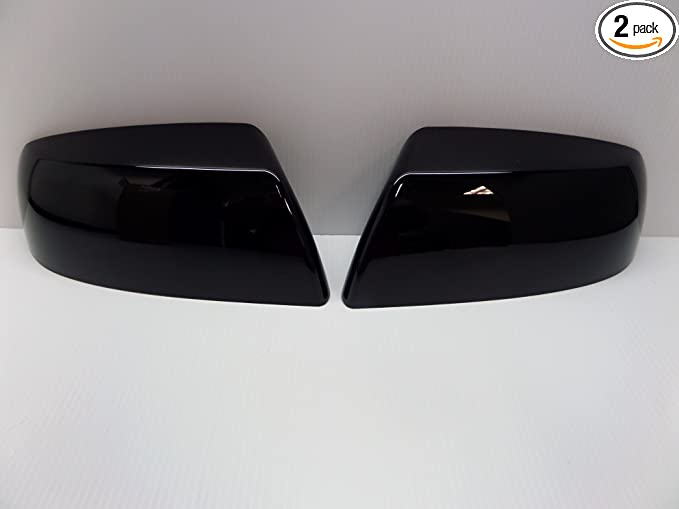 For Toyota Tundra 2007-2018 /& SEQUOIA 2007-2014 Chrome Top Mirror Cover Stick on