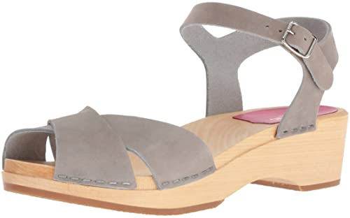 31586576a5f Image Unavailable. Image not available for. Colour  swedish hasbeens  Women s Mirja Debutant Heeled Sandal