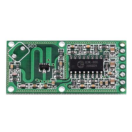 RCWL-0516 de detección de cuerpo humano horno de microondas sensor ...