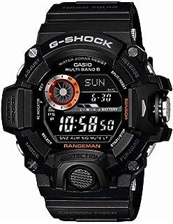 b78aa9fb1346 Casio Men s GW-9400BJ-1JF G-Shock Master of G Rangeman Digital Solar