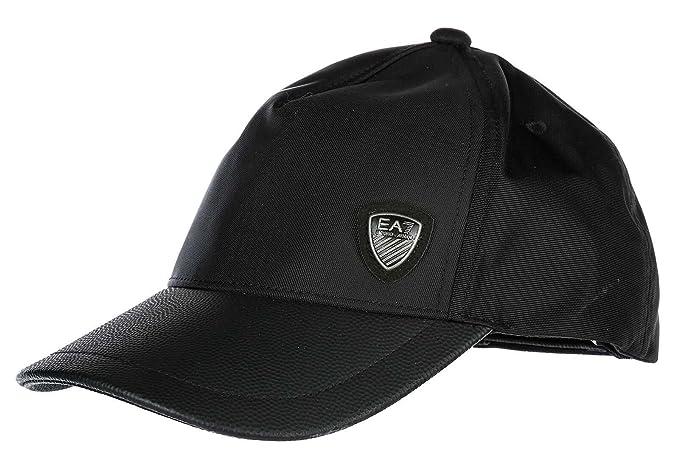 Emporio Armani EA7 sombrero ajustable hombre nuevo train monogram ...