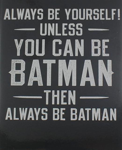 Siempre en inglés a menos que se puede Batman - Imán para nevera ...
