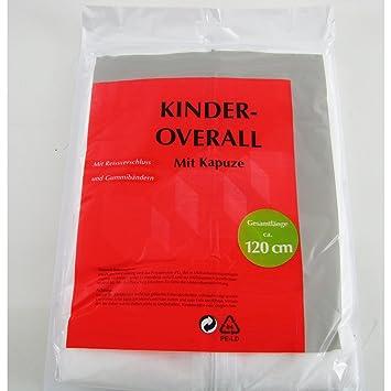 Einweg Maler-Overall Gr. S Kinder: Amazon.de: Baumarkt