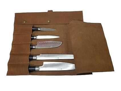 Compra luvsecretlingerie K06 - Bolso para Cuchillos (Piel, 5 ...