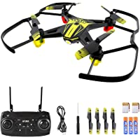 $31 » AFUNX Drones for Kids and Beginners, Mini Drone with LED Lights, Altitude Hold, Headless Mode,…
