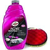 Turtle Wax 53222 ICE Snow Foam Wash & Wax with Premium Wash Mitt