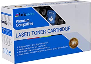 Inksters Compatible Toner Cartridge Replacement for HP C4194A Yellow - 6,000 Pages