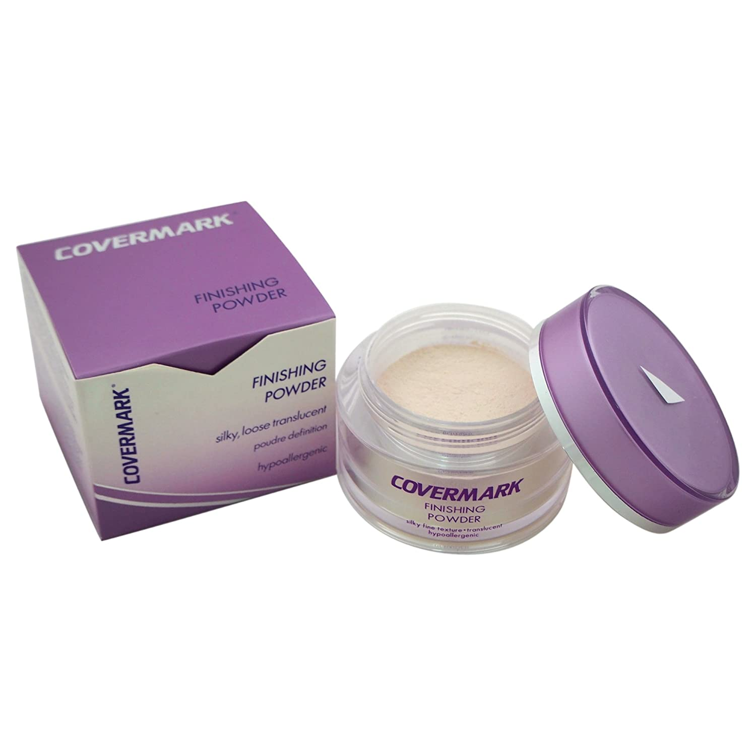 Covermark Finishing Powder Poudre Définition Translucide 25 g Face Powders