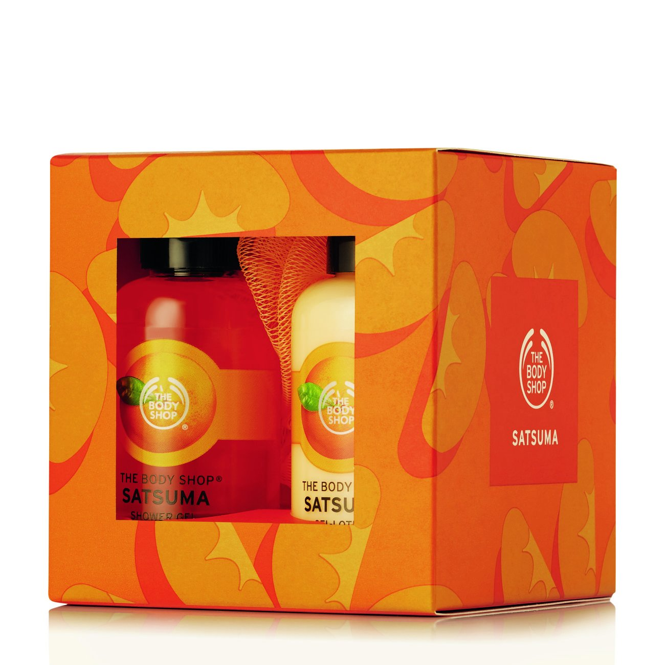 The Body Shop Mango Gift Cube Yes