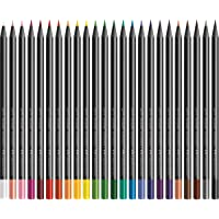 Lápis Redondo EcoLápis Supersoft, Faber Castell 120724SOFT, pacote de 6