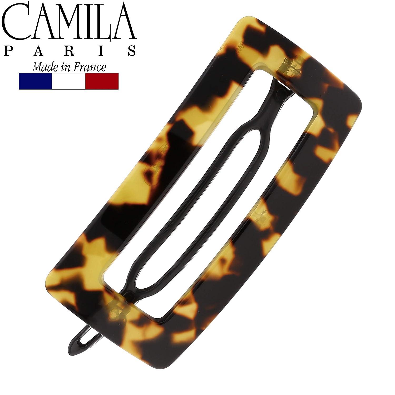Details about  /Camila Paris CP2795 Handmade Tokyo French Hair Barrette Slide Clip